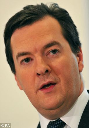 Initiative: Chancellor George Osborne's Funding for Lending and Help to Buy schemes have been credited with keeping the housing market lively during the normally sleepier summer months