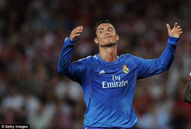 Unthinkable: But United officials are still hoping to secure an amazing return for Cristiano Ronaldo