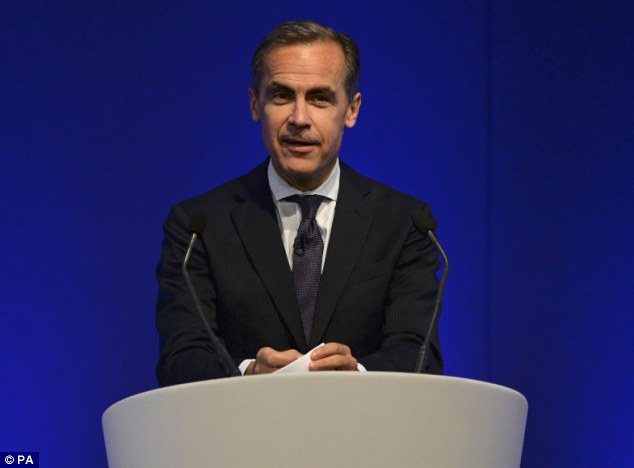 Critique: Peter Hitchens questions the new policies set up by Bank of England governor Mark Carney