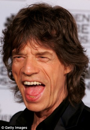 New career: Mick Jagger will produce Scorsese's new TV series based on his life
