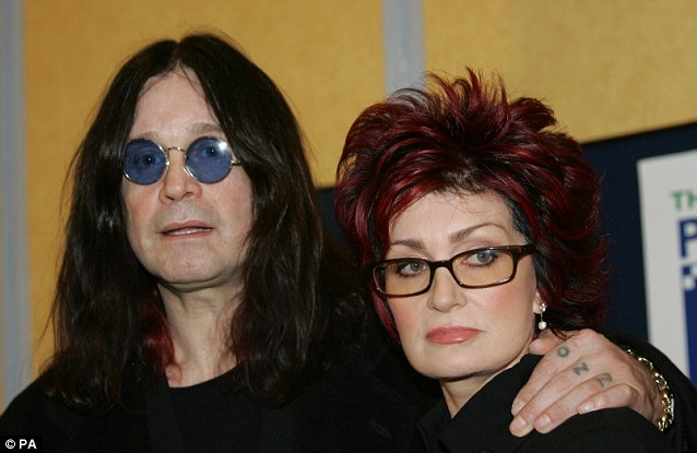 In 2004 the reality show The Osbourne's was already a huge success and Sharon was winning over the hearts of women the world over for her no-nonsense attitude