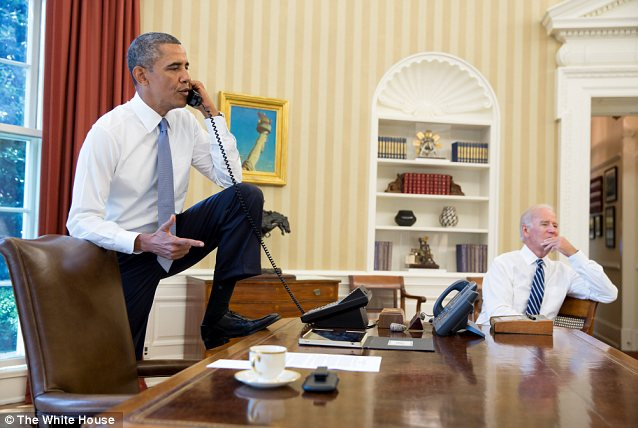 Why the outrage? Some say Obama's foot-on-the-desk style is too casual for the gravity of the office, and others suggest his display of masculinity is better suited to the basketball court