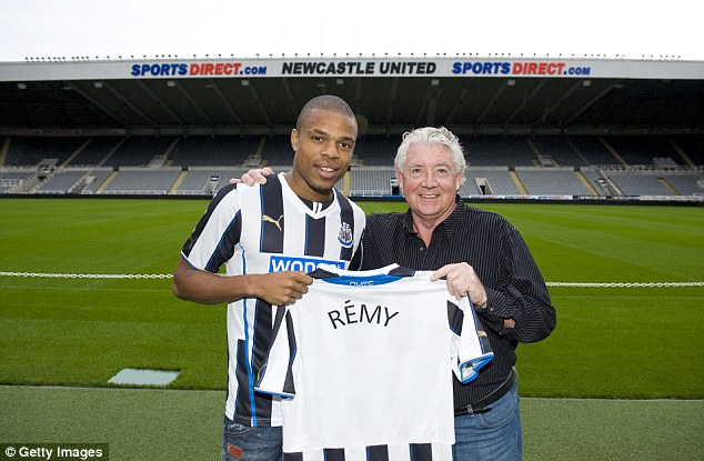 Goals, goals, goals? The only big name Joe Kinnear actually persuaded to come to St James' Park