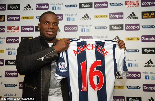 Power: If Victor Anichebe continues his form from last season he will be a real handful