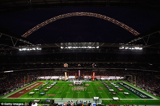 Dates: Both Wembley matches as well as Super Bowl 48 will be broadcast on Absolute Radio