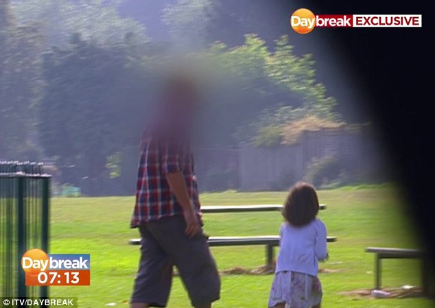 Worries: Parents have been urged to remind their children that even friendly strangers can be a threat