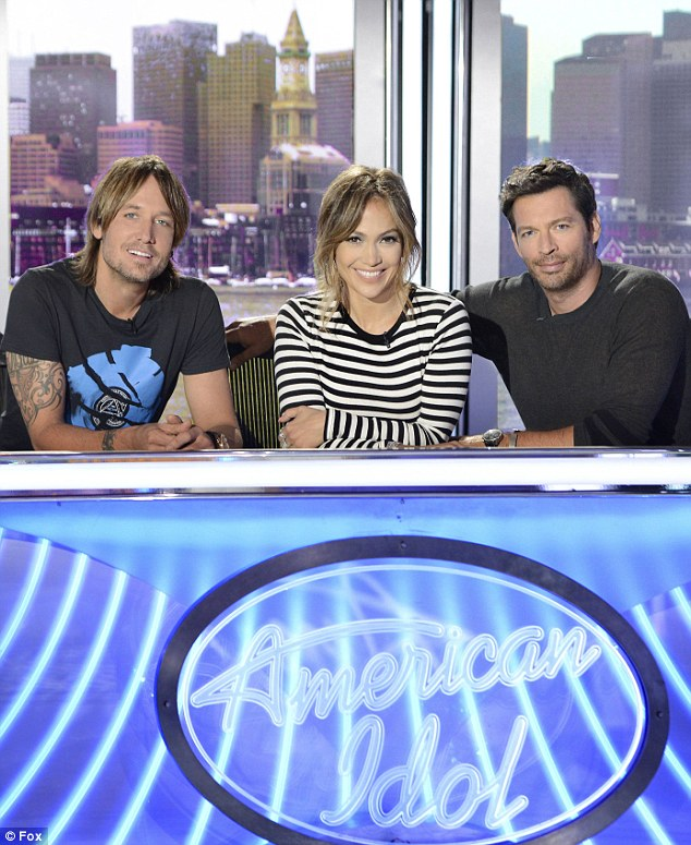 Back for more! The Live It Up singer's second stint as judge on the 13th season of American Idol will premiere January 15 on Fox