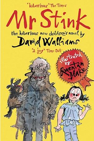 Mr Stink, by David Walliams