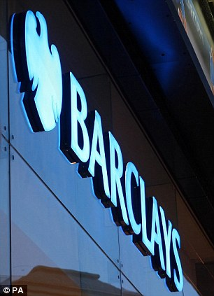 Decision time: Barclays has set a September 13 deadline for investors to buy new stock, which will start trading on October 3