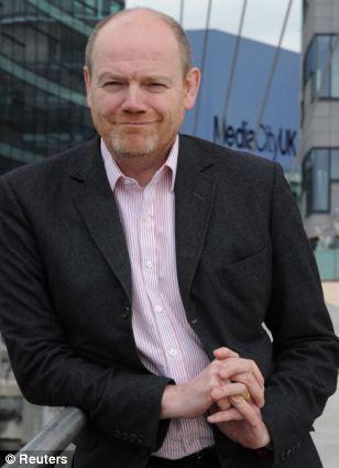 Former BBC Director General Mark Thompson