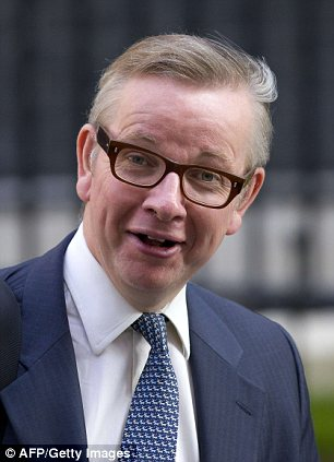 Change: Michael Gove has introduced new rules on how grammar schools select pupils