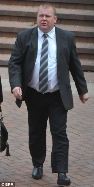 Lorry driver Darren Foster was sentenced to six months in jail for dangerous driving and perverting the course of justice