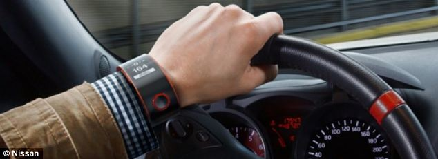 Nissan's Nismo Watch connects drivers to their Nismo cars