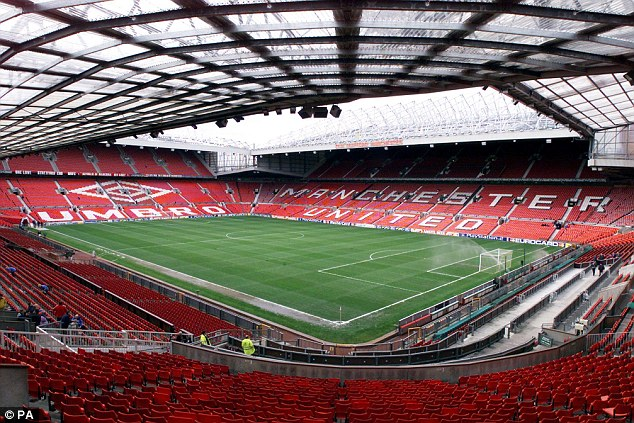 Red devils: Fancy a VIP package at Old Trafford to see Manchester United