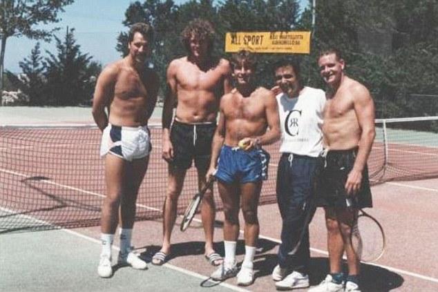 Boys will be boys: Some of Giacomo Malvermi's pictures from Italy'90