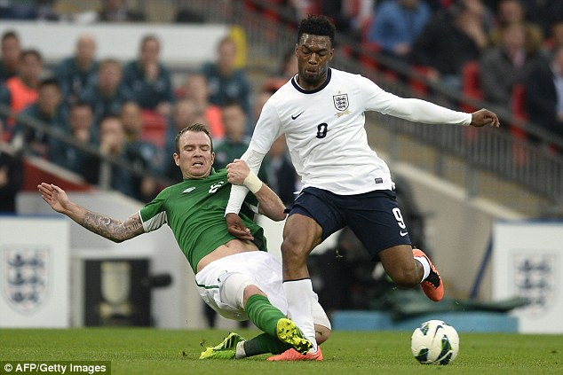 Context: Sturridge, 24, took to Twitter to defend himself saying his words had been twisted