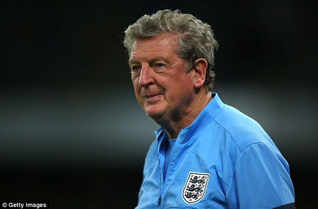 Bad timing: The quotes come on the day of England's huge clash in Ukraine