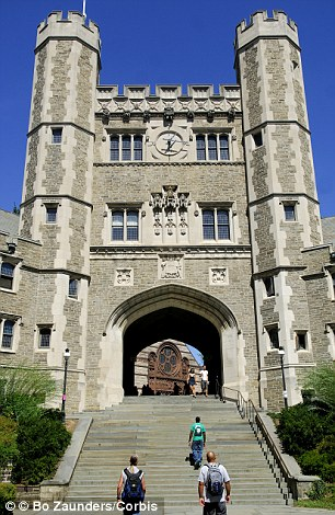 Best of the best: U.S. News & World Report ranked Princeton University in New Jersey the best U.S. national university
