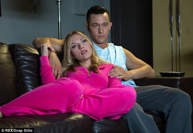 Sex appeal? Scarlett Johansson and Joseph Gordon-Levitt in their new movie Don Jon