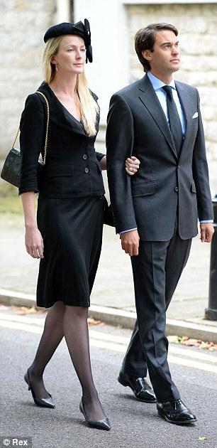 William and Rosie van Cutsem