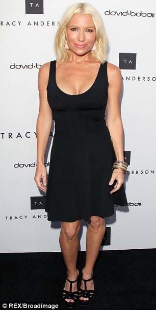 Body transformations: Tracy Anderson says she can't wait to get Lena Dunham in her studio
