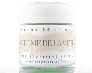 Creme de la Mer claims to make skin look ageless