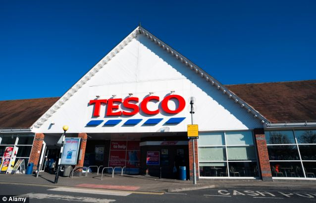 Slowing up: Tesco has cancelled plans for 100 new stores in what it calls the 'end of the space race'