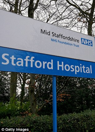 An investigation was launched following concerns about high death rates and poor care at the hospital run by Mid Staffordshire NHS Foundation Trust
