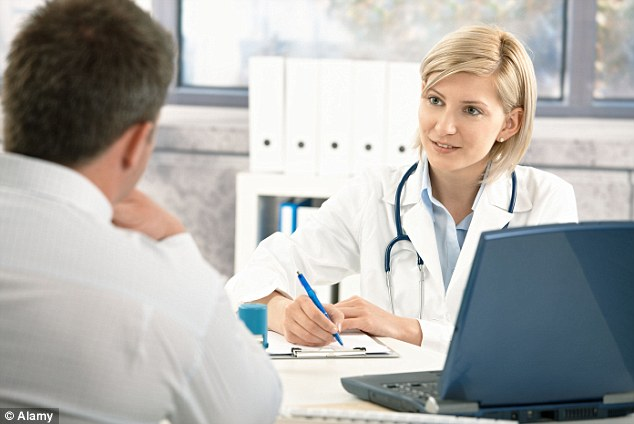 Unhappy: One in five GPs want more money and one in ten are thinking of quitting medicine altogether