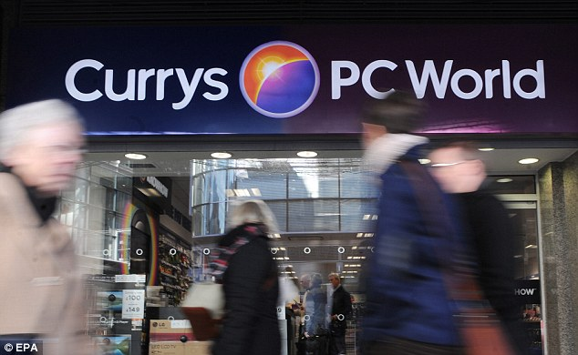 It has been claimed that stores including Currys and PC World are spending hundreds of millions of pounds a year on unnecessary warranties for household goods