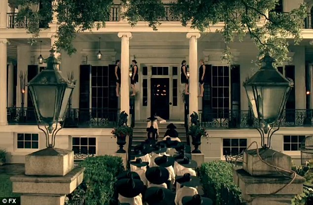 The big easy: The latest installment of American Horror Story will be set in New Orleans
