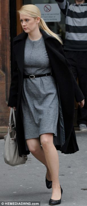 Mrs Sprung Dawson pleaded guilty to sexual activities with a person under the age of 18 while in a position of trust