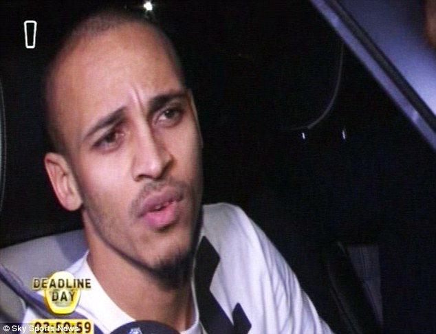 Mistake: Odemwingie says he was wrong to drive to QPR to try and force through a move in January