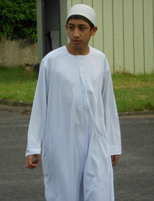 Jamal Taufiq Sattar who died together with his brother Bilal and his mother in the Leicester house fire