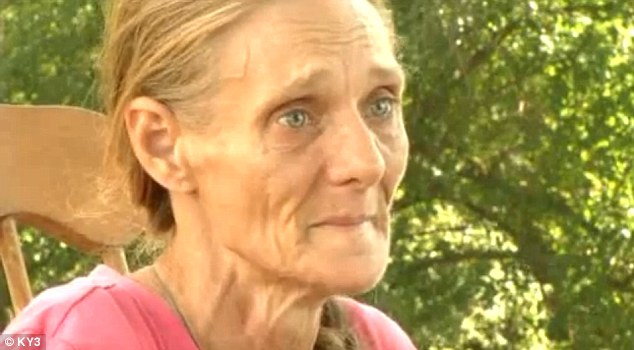 Selfless: Roxanne Allen passed away yesterday at the age of 51. After finding out her cancer was terminal, she sold all of her belongings in a garage sale to cover the cost of her funeral