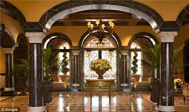 Decadent: The Grand Del Mar has an elegant Mediterranean look and luxury resort features