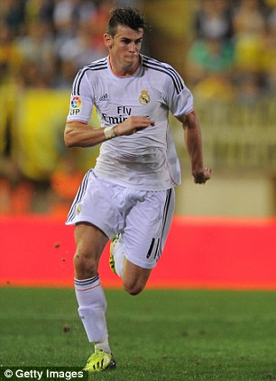 High praise: Ramos says he and his team-mates have been shocked at just how good Bale is