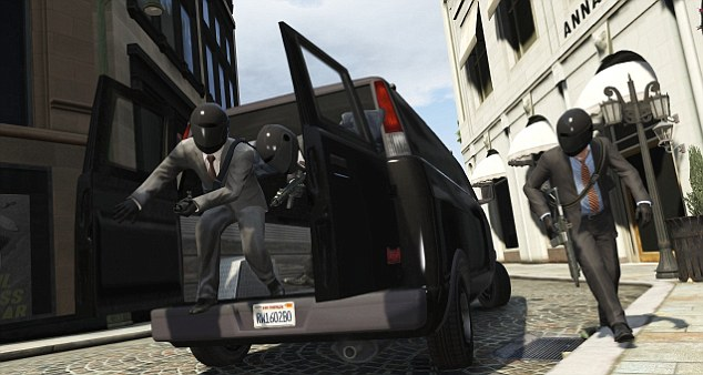 Filthy lucre: The brothers behind the controversial crime simulator Grand Theft Auto were new entrants on the list