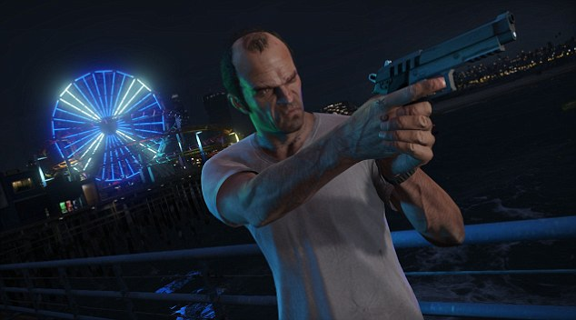 Money: Rockstar Games heads Sam and Dan Houser are number 947 on the list, with £90million between them