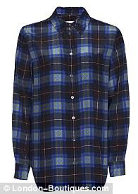 Equipment reese punk silk shirt, £270