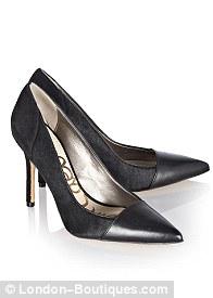 Sam Edelman Desiree Ponyskin Stilettos, £145