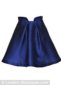 Paper London Milano Crepe Skirt, £265