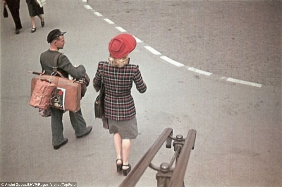 Ambiguity: Following France's liberation in 1944, Zucca was arrested but he was never prosecuted and continued to work as a wedding photographer until his death in 1973