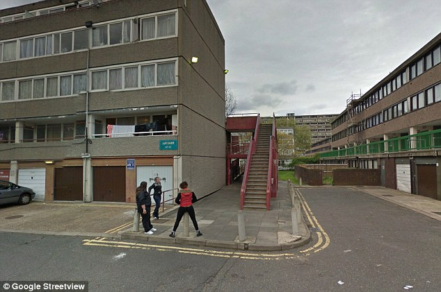 The Aylesbury Estate in Walworth,  London has become a byword for urban poverty, drug crime and decay