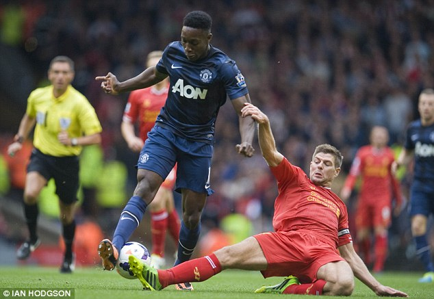Momentum: The Reds have 10 points from four games, including a deserved win over rivals Manchester United