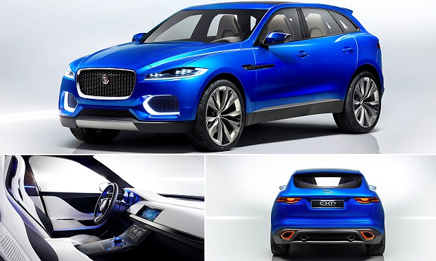 At a cost of £38,000, the C-X17 will spearhead a new 'family' of smaller and more affordable luxury cars while creating thousands of jobs in Britain