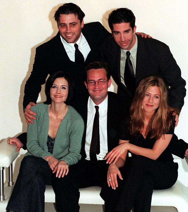 Learning from the best: The Theory cast is mimicking the negotiating style of the Friends stars
