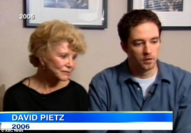 Cover? in 2006, Pietz had appeared on television beside Schneider pleading for information in the case