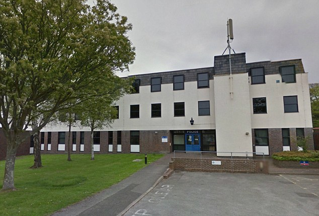 The Sussex Police constable searched the woman's records in the early hours of May 1 while he was on duty at Bognor Police Station