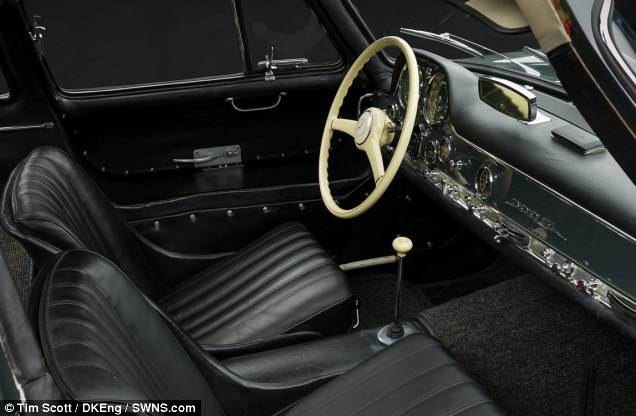 The iconic sports car's value has skyrocketed in recent years - leaving egg on the face of the 82-year-old billionaire